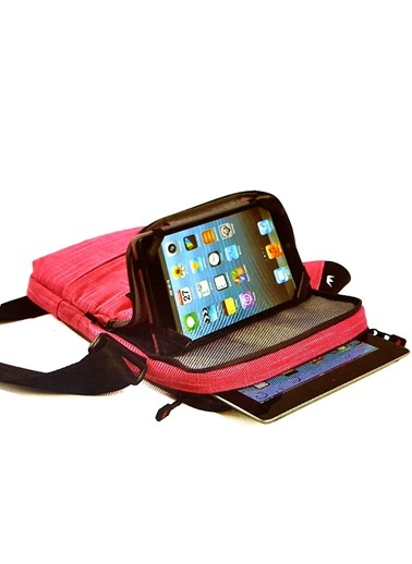 Sbs 11P Crown Serisi 11.6 Inc Tablet Taşıma Çantası Pembe-M&W